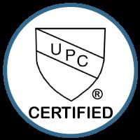 UPC Certified